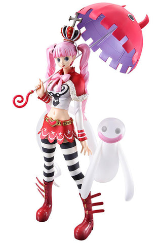 One Piece Ghost Princess Perona Portraits of Pirates PVC Figure