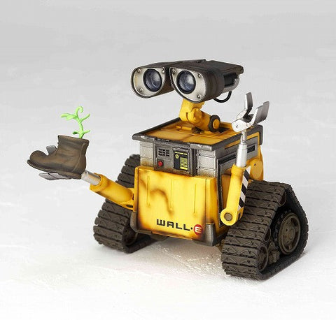Wall-E Pixar Figure Collection No.002 Revoltech Action Figure