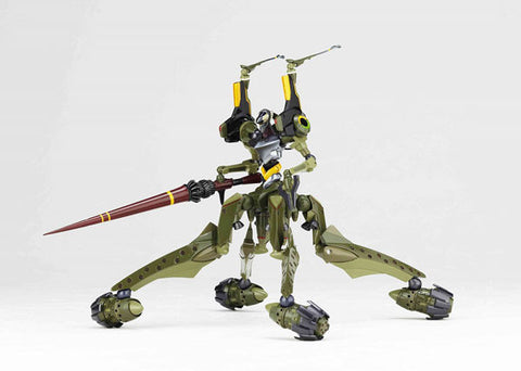 Rebuild of Evangelion: Evangelion Evolution Eva Provisional Unit-05 Series No.112 Revoltech Action Figure