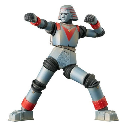 SCI-FI Revoltech Series No.009 Giant Robo with GR2 Head Parts Action Figure
