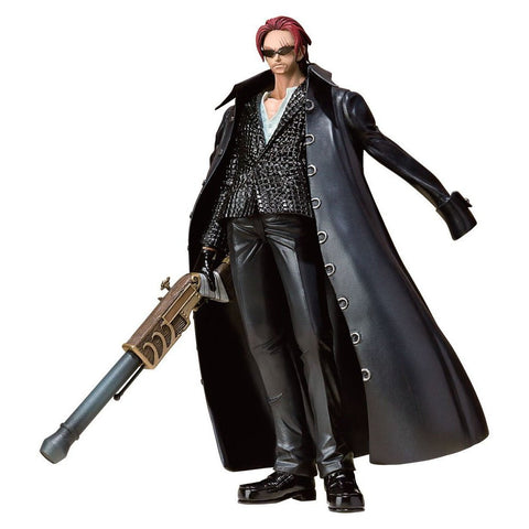 One Piece Red Haired Shanks (Strong World Ver.) Figuarts Zero Action Figure