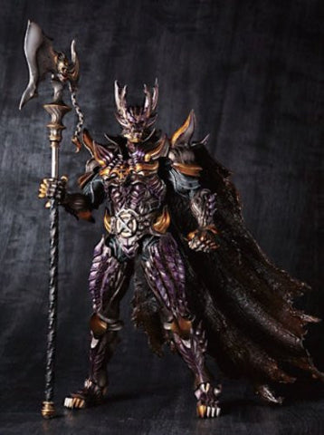 Garo Ultimate Soul Dark Knight Kiba Action Figure