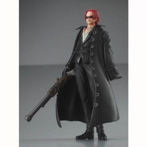 One Piece Styling EX Strong Brothers Shanks Special Limited Figure