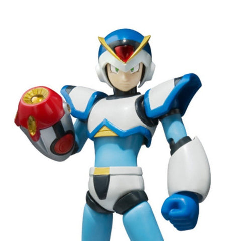 Mega Man X Rock Man D-arts X (Full Armor) Action Figure