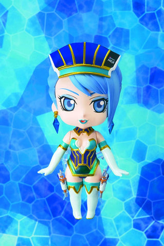 Tiger & Bunny Blue Rose Chibi Arts Action Figure