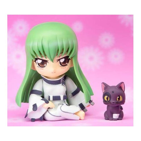 Code Geass: C.C. Chibi Arts Action Figure