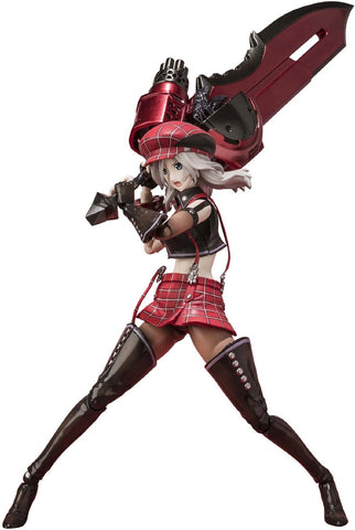 God Eater Alisa Ilinichina Amiella D-Arts Action Figure