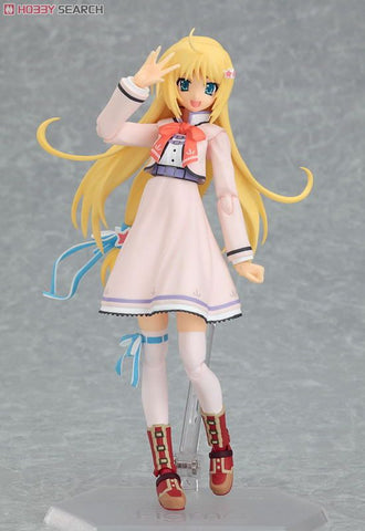Sekikara Aya Kagura: School Uniform ver. figma PVC Action Figure