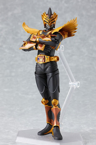 Kamen Rider Dragon Knight Wrath figma Action Figure