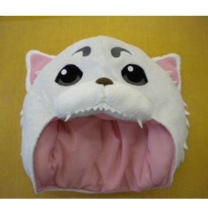 Gintama Sadaharu Narikiri Plush Hat