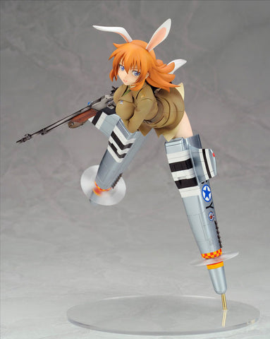 Strike Witches: Charlotte E Yeager Alter Ver. 1/8 PVC Figure