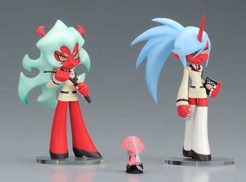 Panty & Stocking with Garterbelt: Twin Pack Scanty & Kneesocks with Fastener