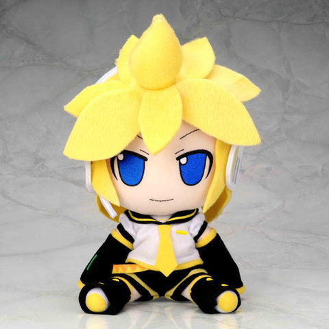 Vocaloid Kagamine Len Nendoroid Plus Plush Series 05 Plush Toy