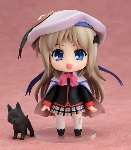 Little Busters! Ecstasy Kudryavka Winter Clothes ver Nendoroid Action Figure