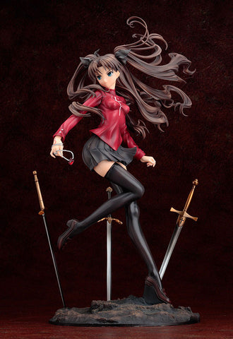 Fate/stay night: Tosaka Rin Unlimited Blade Works- 1/7 PVC Figure