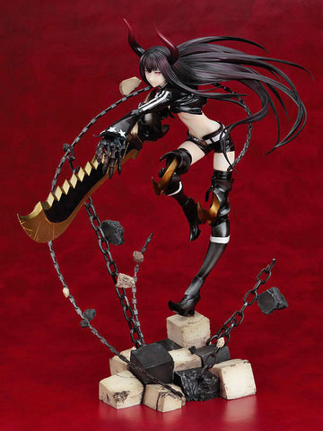 Black Rock Shooter: Black Gold Saw Animation Ver. 1/8 PVC Figure
