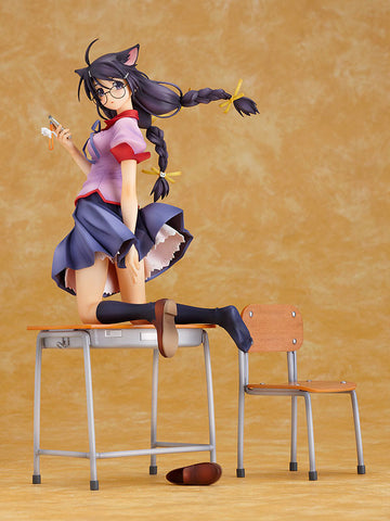 One Piece: Door Painting Collection Figure Nami Animal Ver. 1/7 PVC Figure