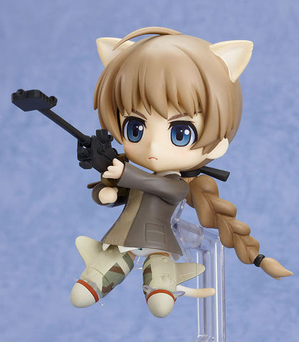 Strike Witches: Lynette Bishop Nendoroid Action Figure