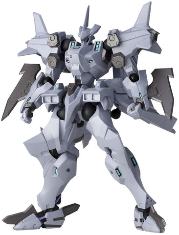 Muv-Luv Alternative EF-2000 Typhoon Cerberus Brigade Custom No. 003 Revoltech Action Figure