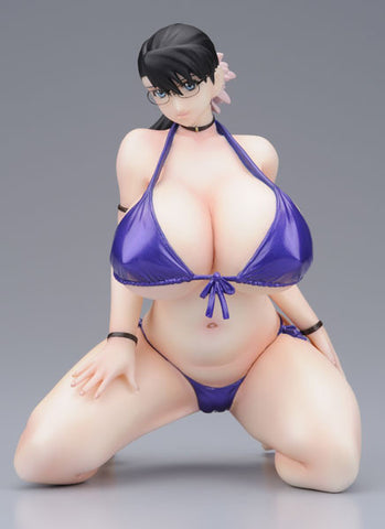 Queen's Blade: Cattleya Swim Suit Ver. 1/7 PVC Figure