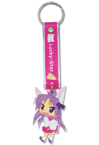 Lucky Star Kagami Bunny Mode and Strap Keychain