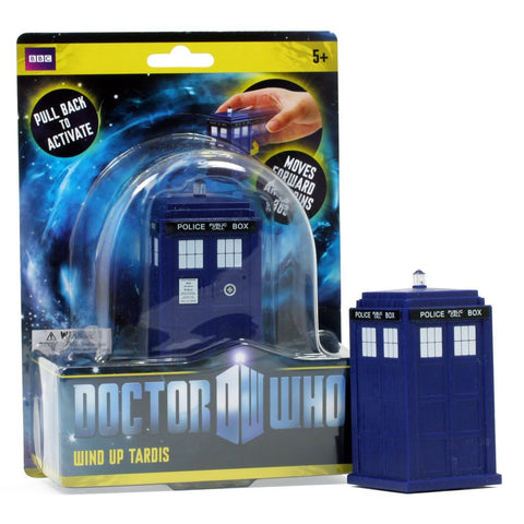 Bluw Doctor Who - Pull Back Tardis