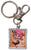 One Piece Chopper & Map Metal Keychain