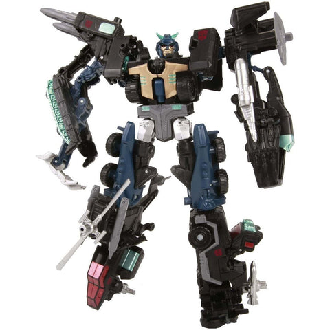 Takara Tomy Transformers Transformer United EX07 United Assault Master Prime Mode Action Figure