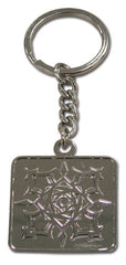 Vampire Knight Disipline Committee Mark Metal Keychain