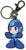 Megaman Powered Up Mega Man Pvc Keychain