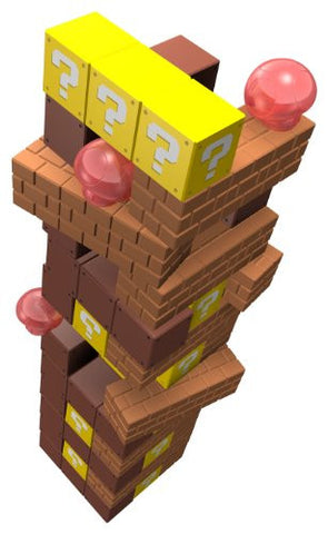 New Super Mario Bros. Wii Balance Block Game