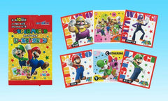 New Super Mario Brothers Wii Stickers