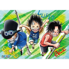 One Piece Puzzlegum 56 Piece Mini Jigsaw Puzzle Set B