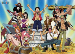 One Piece - Finding treasure 300pc Jigsaw Puzzle