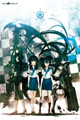 Black*Rock Shooter - Mato & Yomi Jigsaw Puzzle 1000 Vocaloid : Plamoya