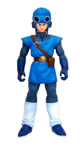 Dragon Quest Soft Vinyl Monster 002 Dragon Quest II Hero PVC Figure