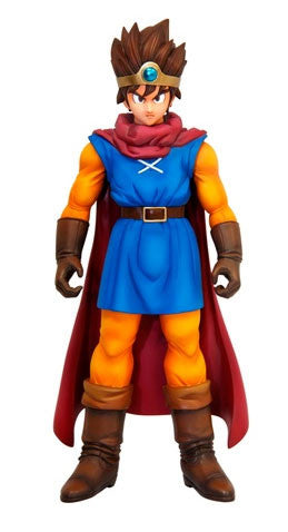 Dragon Quest Soft Vinyl Monster 003 Dragon Quest III Hero Movic PVC Figure