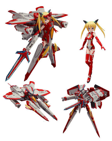 Busou Shinki: Lirbiete Action Figure
