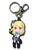 Fairy Tail Lucy Sd Pvc Keychain