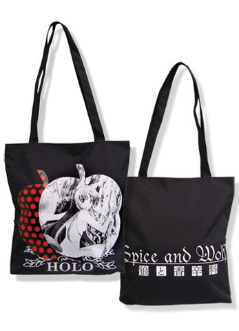Spice And Wolf Holo Tote Bag