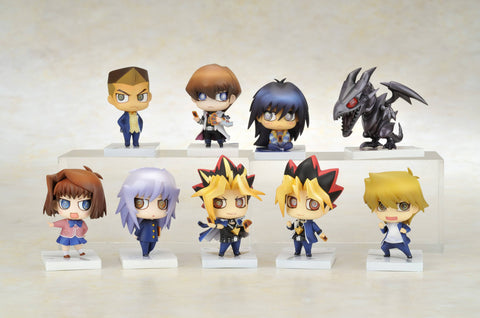 Yu-Gi-Oh! One Coin Mini Figures (Display of 10)