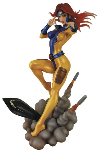 Marvel X-Men Jean Grey Bishoujo PVC Figure