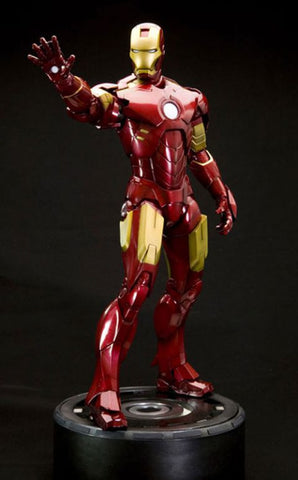 Iron Man Movie 2: Mark IV ArtFX Statue