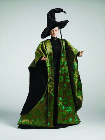TONNER HARRY POTTER MCGONAGALL DOLL