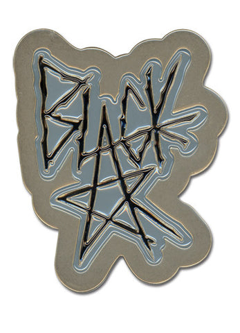 Soul Eater Black Star Belt Buckle