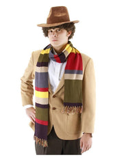 Doctor Who 6 Foot Scarf