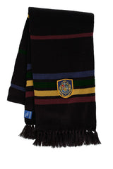 Harry Potter Hogwarts Black Scarf