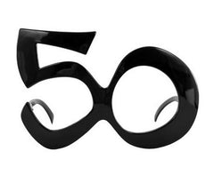 50th Birthday Sunglasses