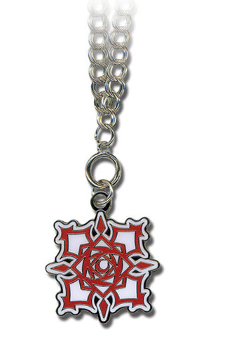 Vampire Knight Cross Academy Rose Logo Bracelet
