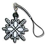 Vampire Knight Zero's Tattoo Pvc Cell Charm
